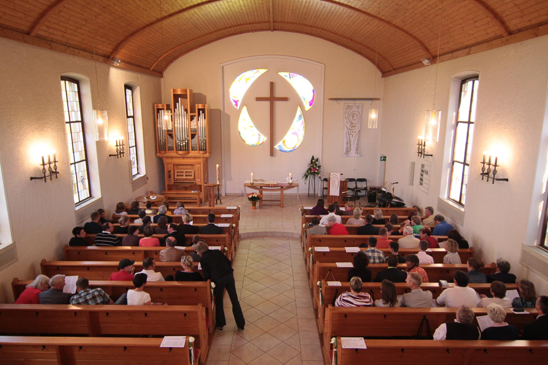 Evangelische Messe